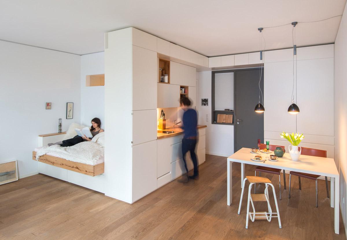 Holzgeschichten Die Wohnung W Und Die Bergbuche Vom Sonntagshorn